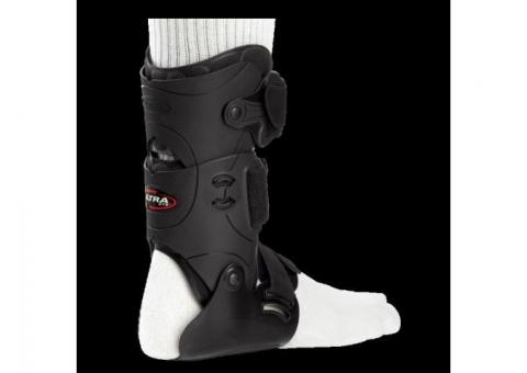 BREG Ultra Ankle CTS brace Left/XL #10244